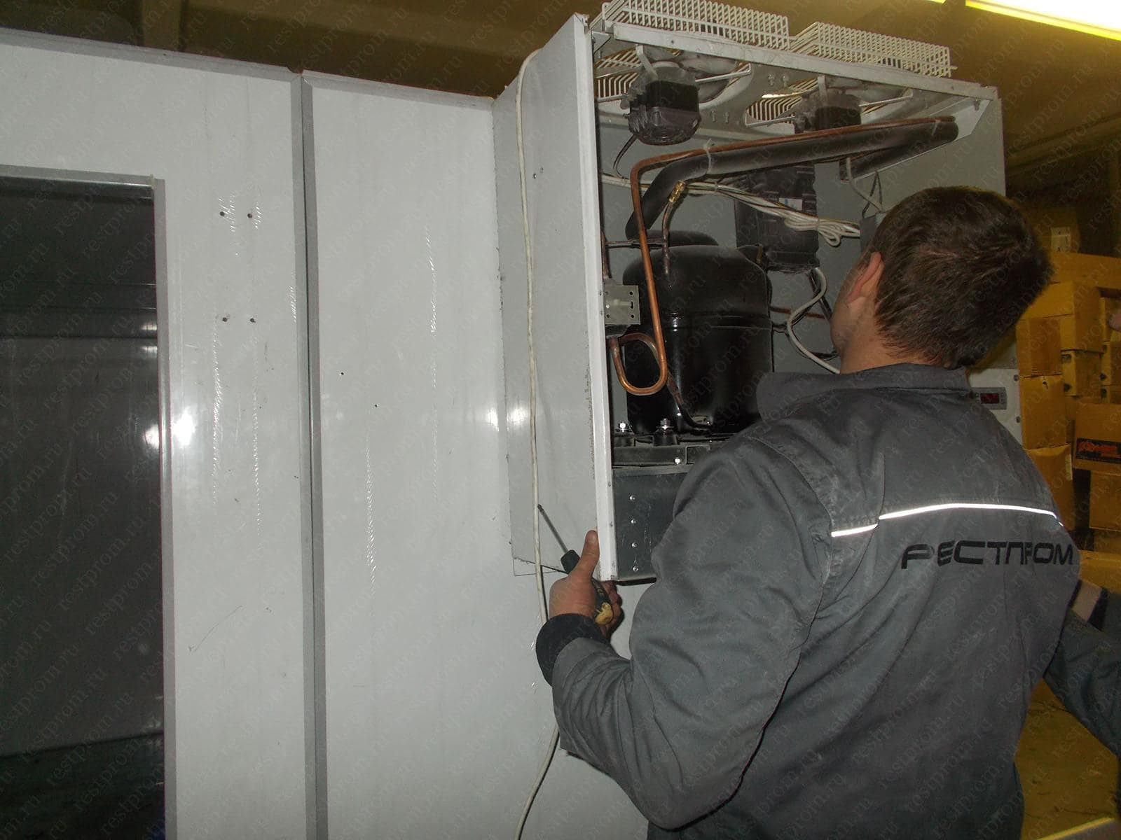 Ремонт холодильника своими руками - Доктор холод 100